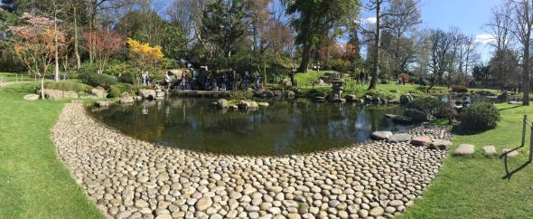japanese garden @ holland park
