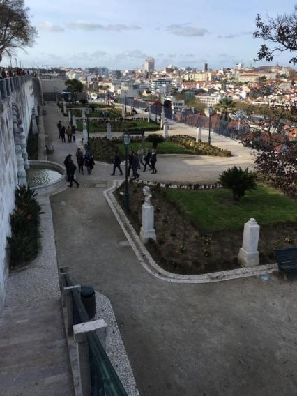 Jardim de São Pedro de Alcântara - Jardim António Nobre4