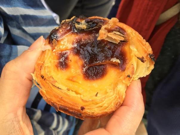 nata - portugese egg tart