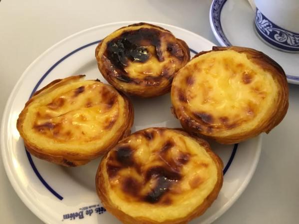 nata - portugese egg tarts