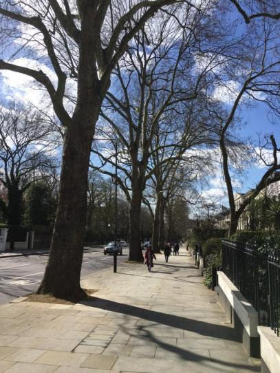 road to holland park