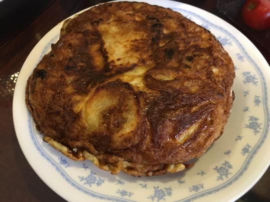 #1 spanish omelette