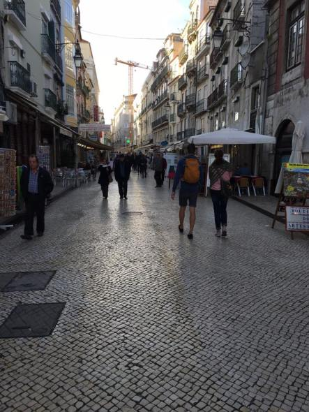 streets - rue do carmo