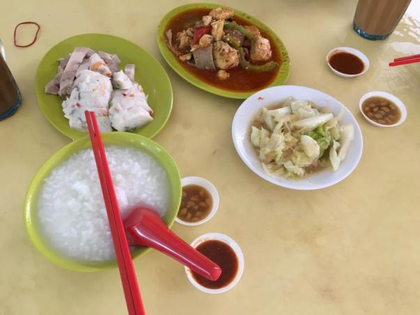teeochew muay dishes