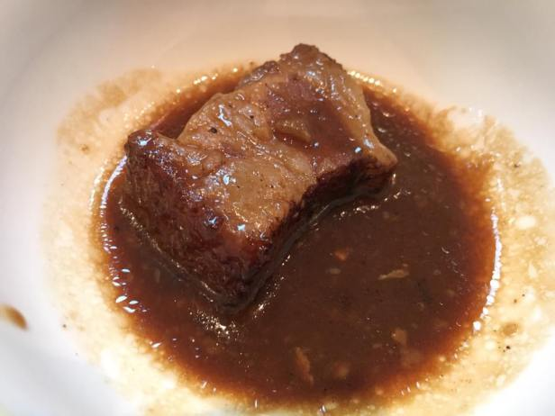 braised belly pork卤肉