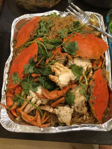 crab tanhoon