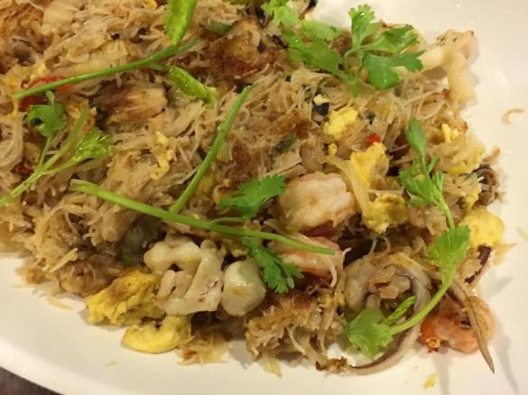 三楼米粉crispy fried beehoon