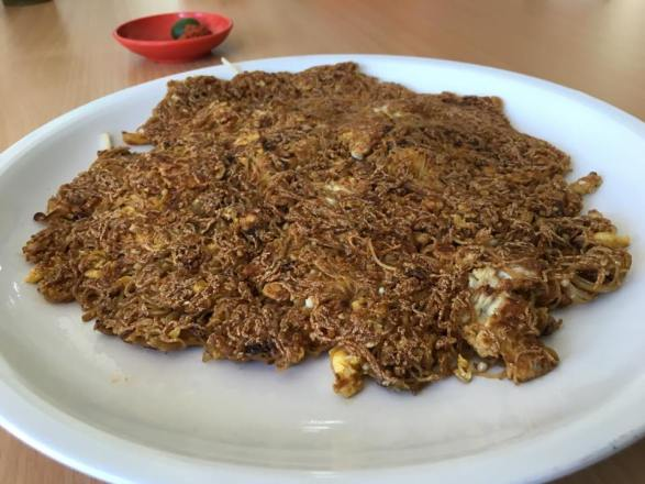 香煎米粉or三楼米粉 fried beehoon