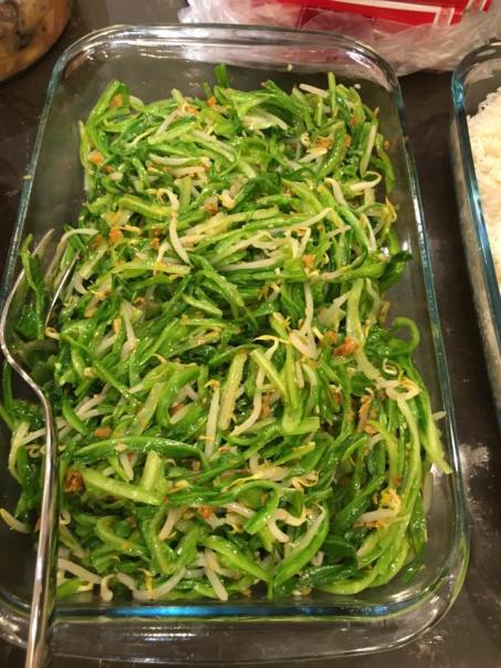 fried greens