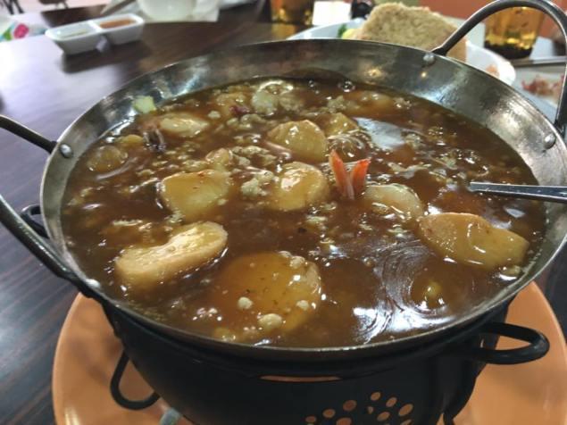 hotpot tofu