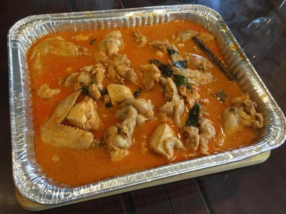 nonya curry chicken