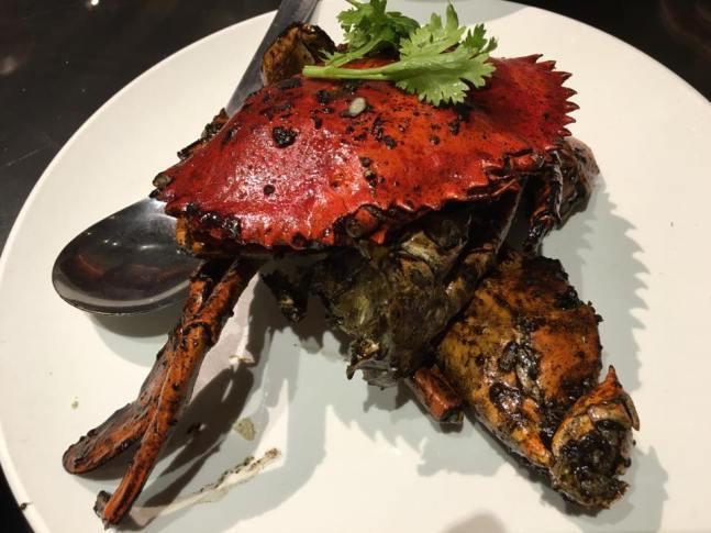 pepper crab