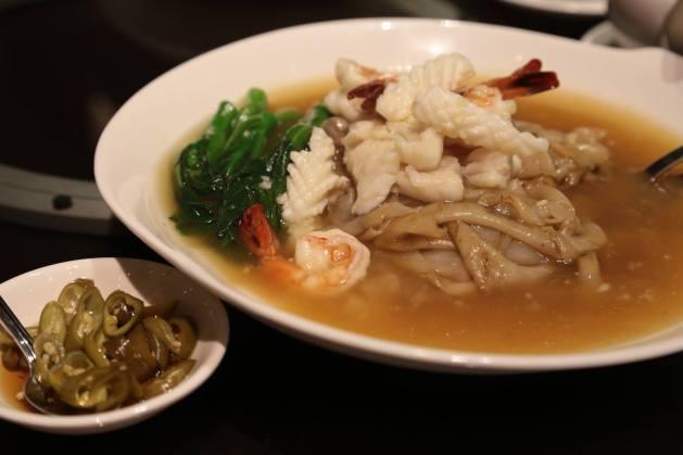 seafood horfun