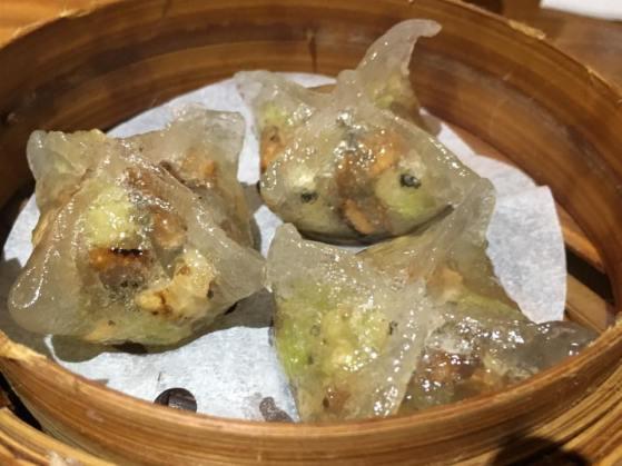 some dumplings
