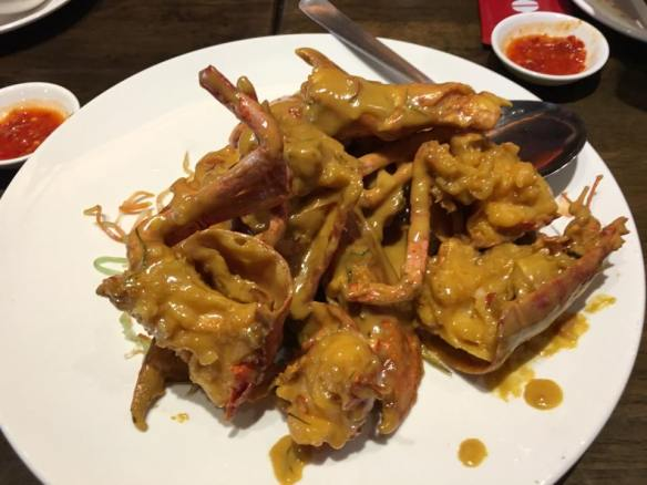 thai chilli lobster