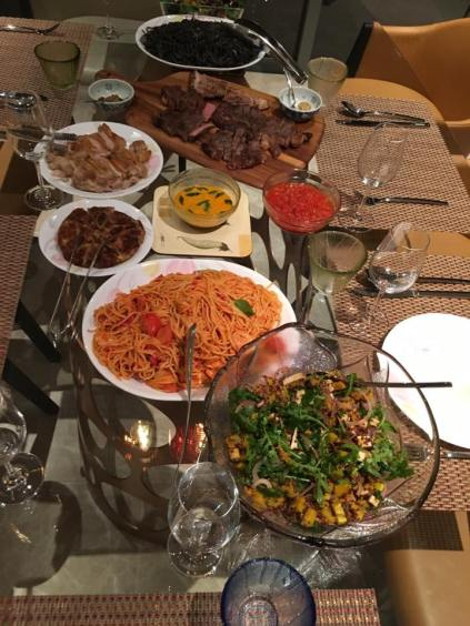 7pax dinner dishes