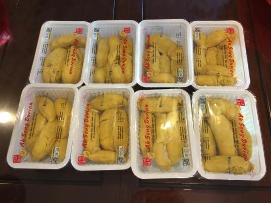 ah seng durians 13.6kg