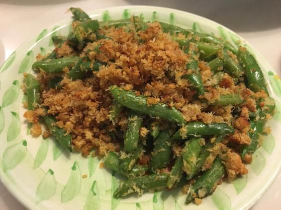 french beans to hae bee nonya style