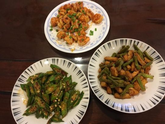 homecook dishes