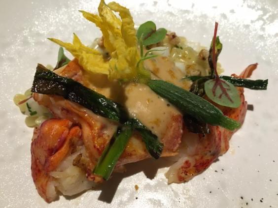#3 maine lobster, riso, bottarga2