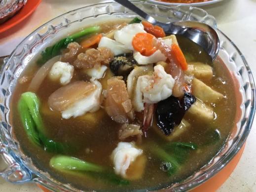 seafood pot一品锅