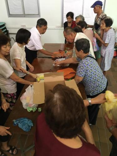bathesda bedok bread of life community lunch