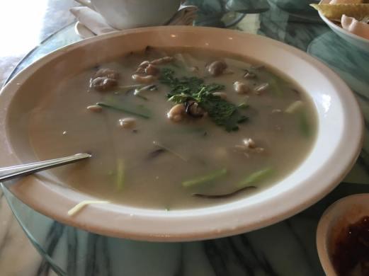 chinese rice wine frog米酒田鸡
