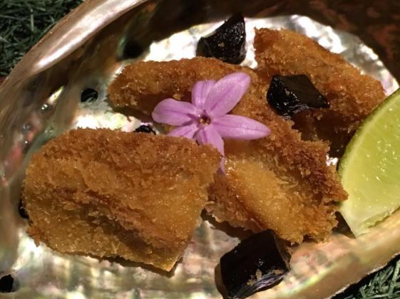 deepfried abalones