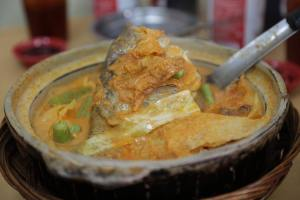 Shiok-licious RM$22 Fish Head Curry @ Kam Long (near City Square) Johore Bahru on 28Jun2016