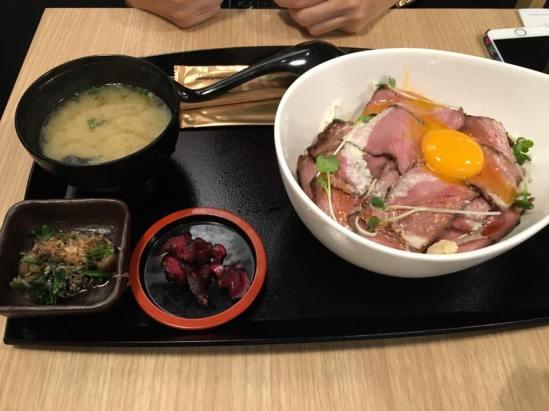 hokkaido wagyu don