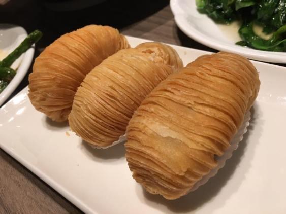 radish dumplings