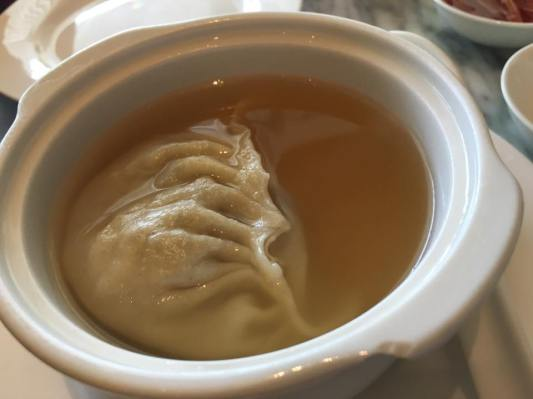 soup dumpling汤饺