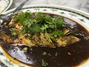 Very Good & Cheap Dinner S$68 for 5pax @ Hong Kong Street Sum Kee @ Alexandra Village 香港街珍记 on 13Jul2016