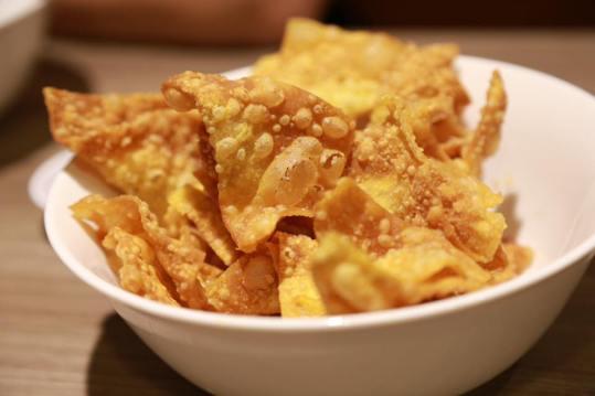 fried wanton