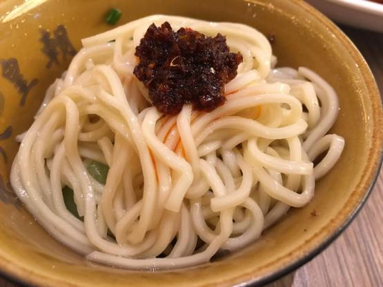 braised pork belly lamian 扣肉拉面