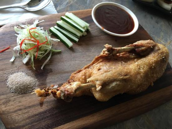 crispy duck 香酥鸭