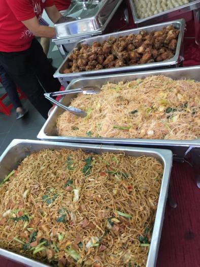 more food this morning - pre national day