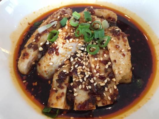 saliva chicken 口水鸡