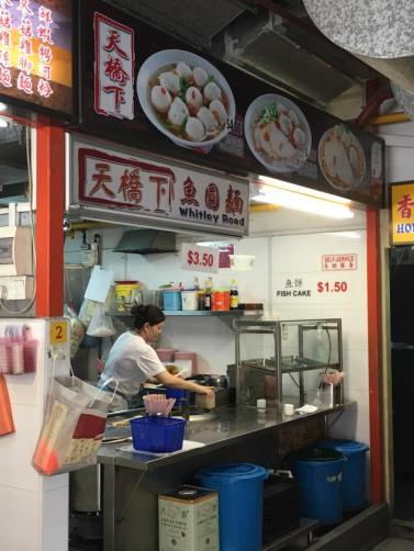 thomson overhead bridge fishball noodles
