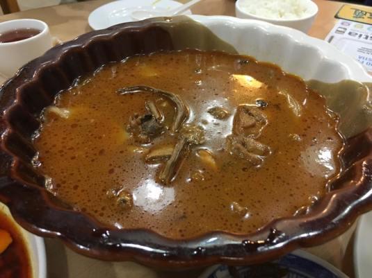 chicken with 粉皮&金针day lily