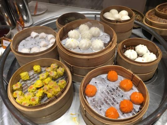 dimsum dishes