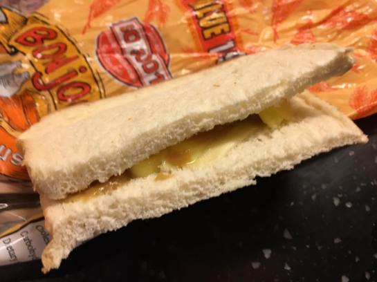 kaya bread & butter