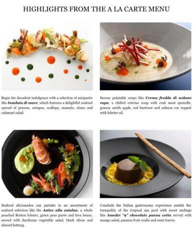 labrezza signature dishes