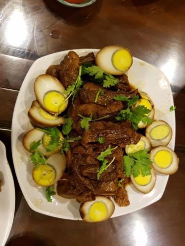 lor nerng-braised egg, taupok and tau kua