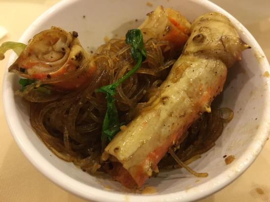 pepper alaskan crab legs tanhoon