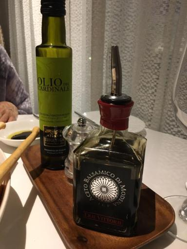 very good balsamic vinegar