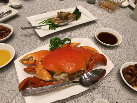 cold crab S$48