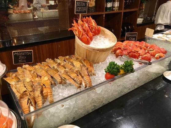 crayfish,lobster,spanner crab