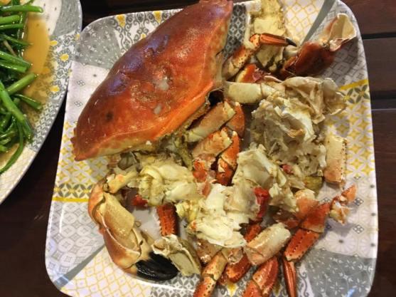 面包蟹-brown crab
