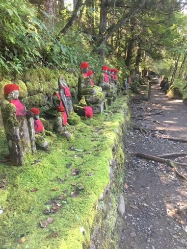 jizo-along-kanman-path